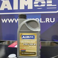Синтетическое масло aimol proline b 5w-30 bmw 4l