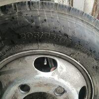 Продам резину Bridgestone Duravis
