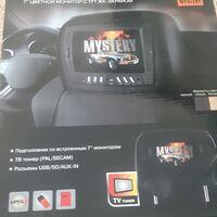 Автомобильный подголовник MMH-7080CU с телевизором