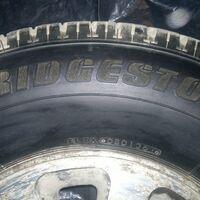 Шина в сборе с диском Bridgestone 225/80R15