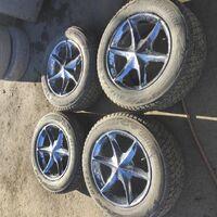 комплект колес на 225/65R17