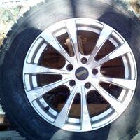 Комплект литья Sakura + резина Dunlop Grandtrek SJ6