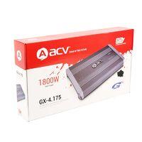 4 канальный усилитель ACV GX-4.175
