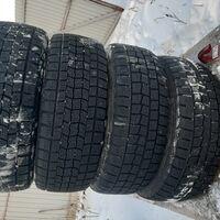 Продам комплект колес 205/65/15 зима