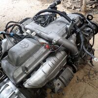 Двс двигатель 1HD-FT 24VALVE