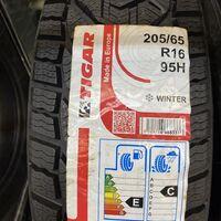 205/65R16 новые шины Tigar Winter