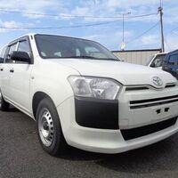 передний бампер Toyota Probox / Toyota Succeed NCP165 / NCP160 белый