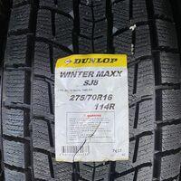 275/70R16 новые шины Dunlop SJ8 (Япония) 2020год