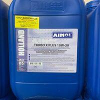 Моторное масло AIMOL (Голландия) Turbo X Plus 10W-30    20л