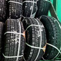 Шины 265/65/17 Dunlop Winter Maxx SJ8, износ 5%. Без пробега по РФ