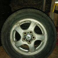 Продам шины на поджеро мини Териос кид