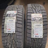 225/70R16 пара новых шин Kumho KW31