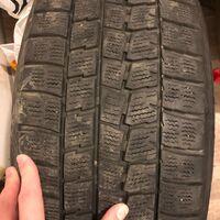 225/55 r17 Dunlop зима