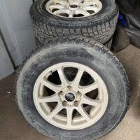 Зимние шины на 15  в сборе с дисками
