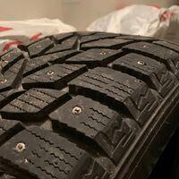 Dunlop Grandtrek Ice02 265/50R20 111T