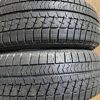 185/60R15  пара шин Bridgestone Blizzak WRX