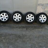 колёса в комплекте на зимней резине 225/70 R-16