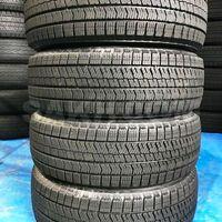 Шины 205/70/15 Bridgestone Blizzak VRX2, износ 1%, как новые, Japan