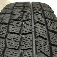 4 шины 205/65/15 Dunlop Winter WM02, износ 5% Japan. Без пробега по РФ