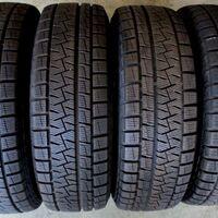 Шины 175/65/14 Pirelli Ice Asimmetrico, износ 5%. Без пробега по РФ