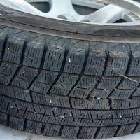 продам шины с дисками 215/65 r16