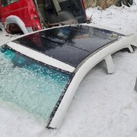 Крыша стекло не распил панарама/toyota harrier mcu35/ 2005г.