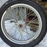 Продам колесо мотард от КТМ