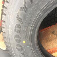 Новые грузовые шины очень редкого размера