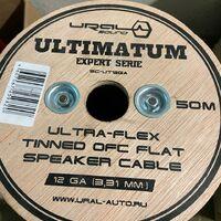 Продам  Акустический кабель URAL (Урал) SC-DB12GA (сечение 2х3,31 мм2)