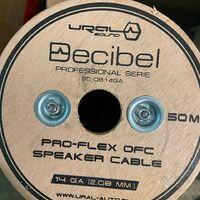 Продам Акустический кабель URAL (Урал) SC-DB14GA (сечение 2х2,08 мм2