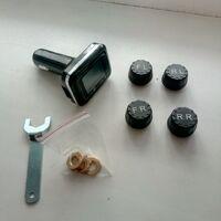 Датчики давления в шинах TMPS