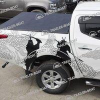 Крышка кузова пикапа Mitsubishi L200 2015-2019