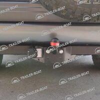 Фаркоп Toyota Land Cruiser Prado, Surf Hilux рама и крюк шар 50 мм