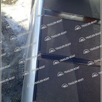Жесткая трехсекционная крышка кузова для VW Amarok 2010-2020