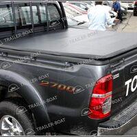 Мягкая трехсекционная крышка кузова Toyota Hilux Pick Up 2004-2015