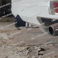 Фаркоп Lexus GX470 2002-2009, под квадрат