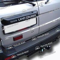 Фаркоп Toyota Land Cruiser 1998-2007, рама и крюк шар 50 мм, 6274