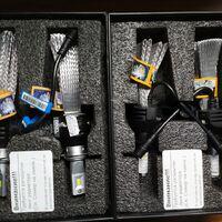Два комплекта светодиодных ламп Dixel - H1 и H7