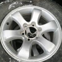 Предлагает оригинальные литые диски Toyota R17 6×139,7 7,5J +30.