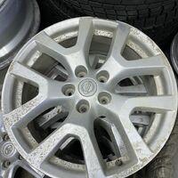 R18 (5-114.3) комплект оригинальных дисков Nissan