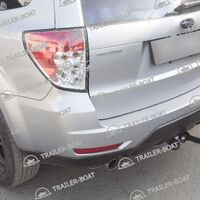 Фаркоп Subaru Forester 2007-2013, рама и крюк шар 50 мм, 2605