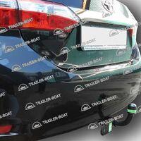 Фаркоп Toyota Corolla 2006-2013, рама и крюк шар 50 мм, 5081