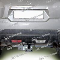Фаркоп Nissan X-Trail 2007-2015, рама и крюк шар 50 мм, 5552