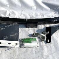 Фаркоп Mitsubishi Outlander 2006-2012, рама и крюк шар 50 мм, 13021