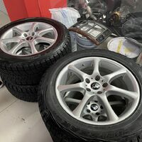 Продам комплект колес 255/55R18 на дисках