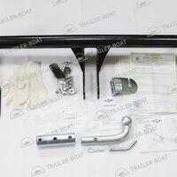Фаркоп Nissan X-Trail 2013-XX, рама и крюк шар 50 мм, 26113