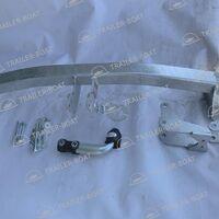 Фаркоп Mitsubishi Outlander 2012-XX, рама и крюк шар 50 мм, 27799