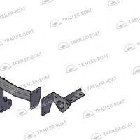 Фаркоп Subaru Forester 2012-2019, рама и крюк шар 50 мм, 25970