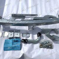 Фаркоп Toyota RAV4 2012-н в, рама и крюк шар 50 мм, 27798