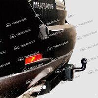 Фаркоп Nissan Murano 2007-2016, рама и крюк шар 50 мм, 12994